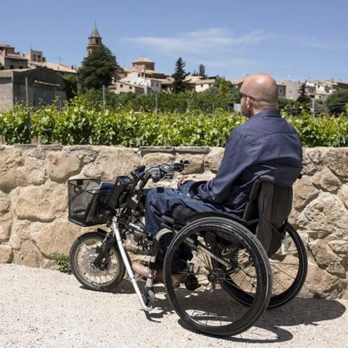 enoturismo accesible para personas con movilidad reducida