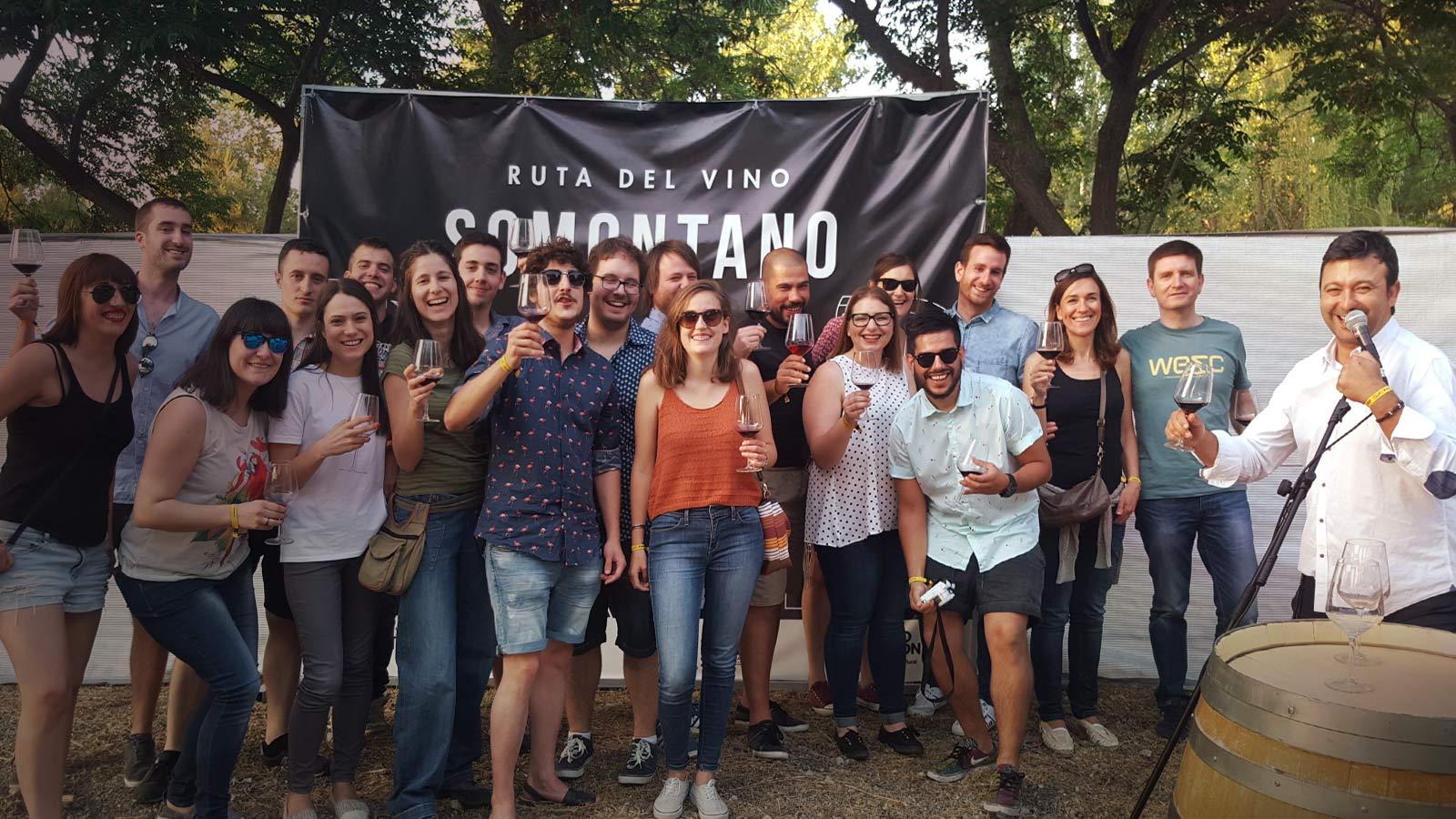 Rutas de vinos